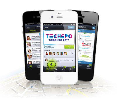 TECHSPO Houston Mobile App