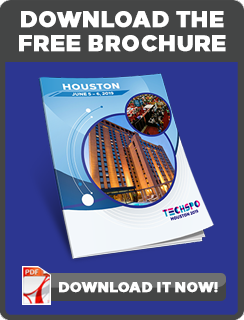 TECHSPO Houston 2020 · Technology Expo · May 20 - 21, 2020